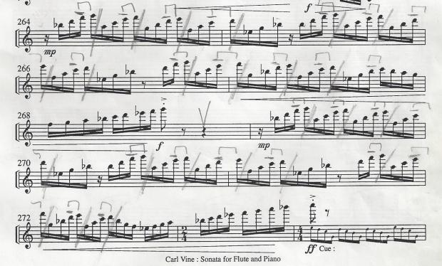 Vine Sonata Excerpt