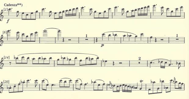 Mozart C Concerto
