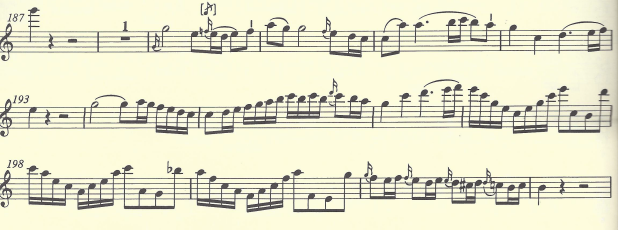 Mozart C Ex. 10