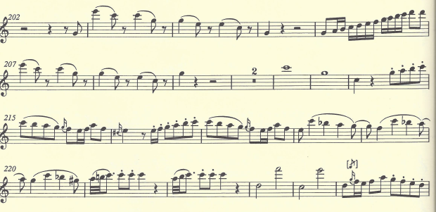 Mozart C Ex. 11