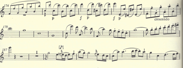 Mozart C Ex. 9